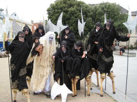 Fatima Horror show